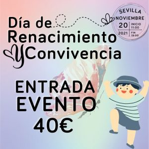 ENTRADA EVENTO RENACER